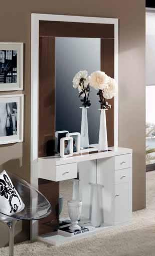 Туалетные столики с зеркалом в спальню