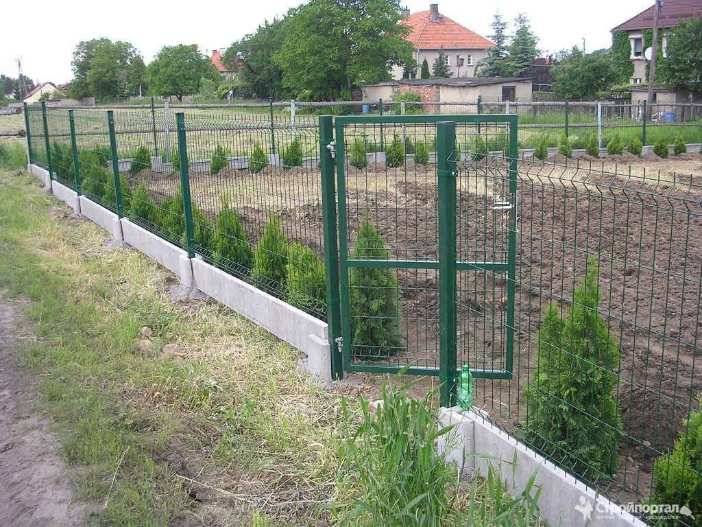 Купить забор для дачи под ключ в москве по низкой цене от 600 руб/п.м