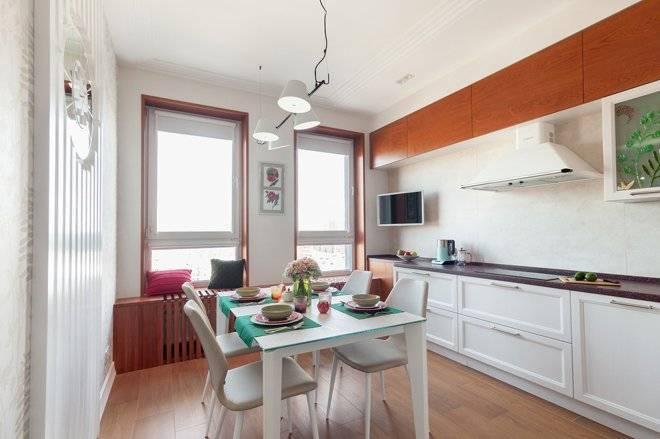 Дизайн кухни 11 квадратных метров: планировки, проекты, стили, фото интерьеров
