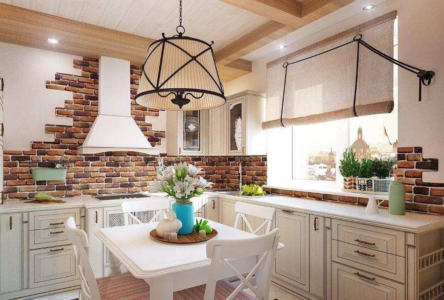 Дизайн кухни в стиле кантри особенности интерьера +75 фото - home-secret.ru