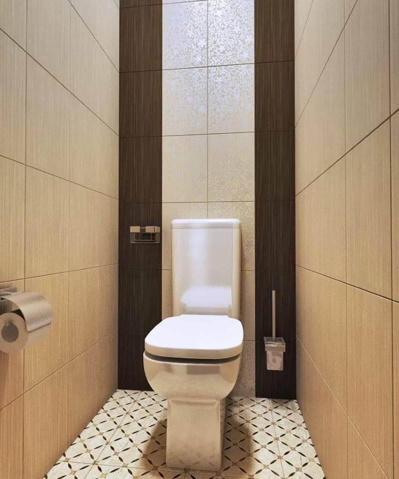 Дизайн ванной комнаты и туалета (23 фото)