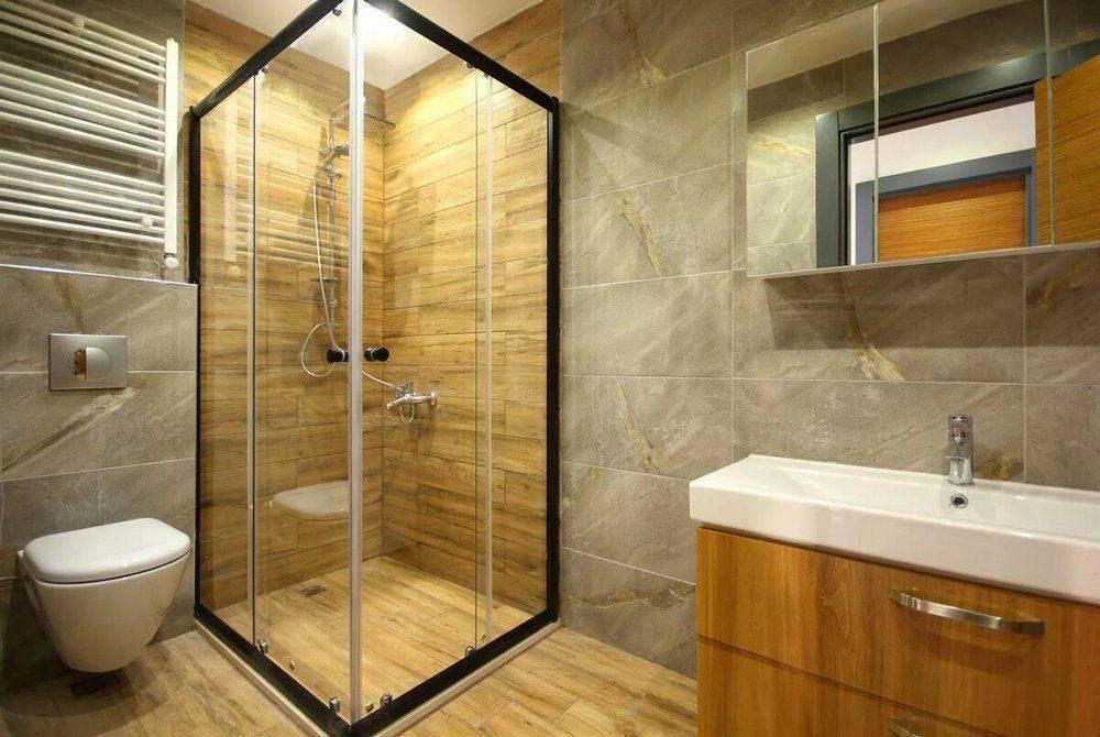 Ванная с душевыми уголками: 100+ лучших идей дизайна на фото