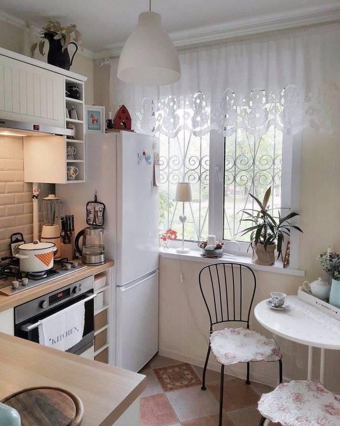 Интерьер кухни-гостиной в хрущевке: реальные фото и идеи