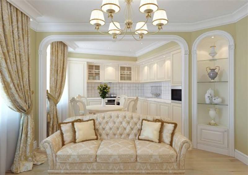 Квартира в классическом стиле – 73 фото тщательно проработанного дизайна