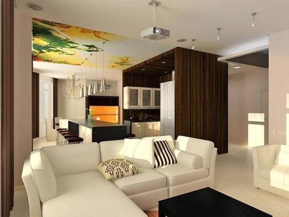 Кухня, объединенная с комнатой (38 фото): правила объединения газифицированной кухни с другой комнатой в квартире. как убрать стену для соединения комнат?
