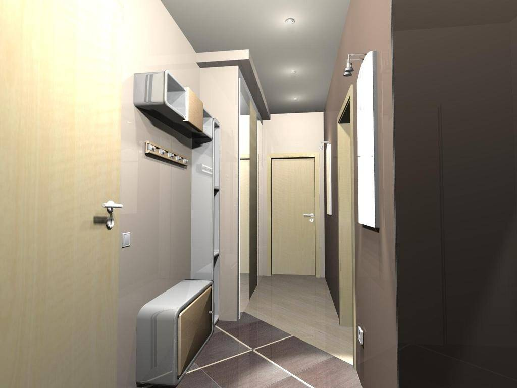 Дизайн прихожей площадью 4 кв.м: эффектные решения для расширения пространства (40 фото)