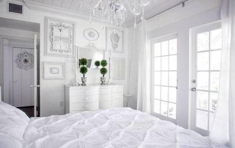 Белый цвет в интерьере. 100 фото — самые актуальные тенденции