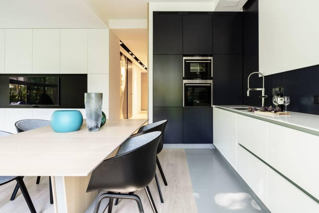 Модный дизайн в интерьере современной кухни 2021 года: от классики до хай-тек