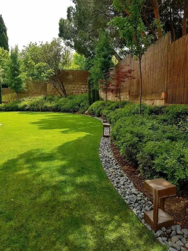 Как сделать газон на даче своими руками: подготовка территории, разметка, выбор семян, уход