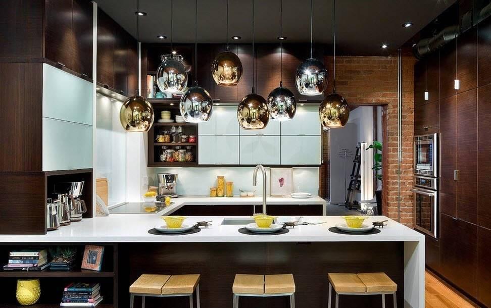 Дизайн кухни в 2019 году (50 фото): современные идеи, новинки и тренды