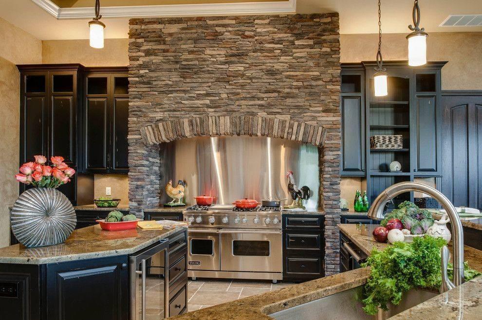 Декоративный камень в интерьере (85 фото) - красивые идеи дизайна для разных комнат