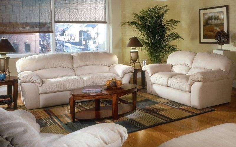 Диван в гостиную: 70+ фото в интерьере, стильные идеи для зала