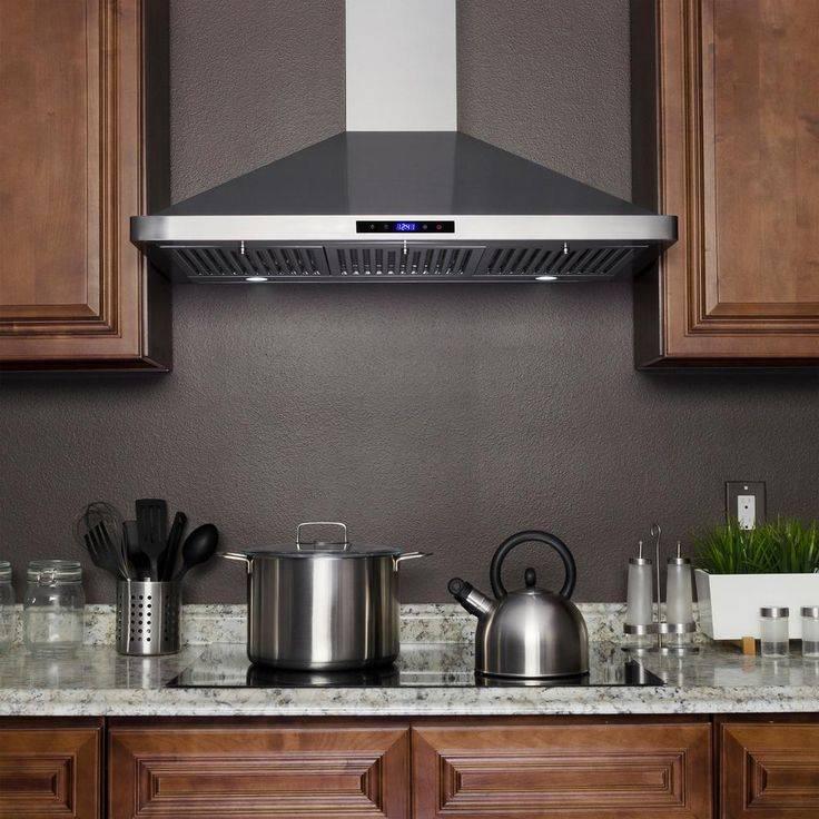 Вытяжка на кухню 50 см: критерии выбора и обзор лучших моделей