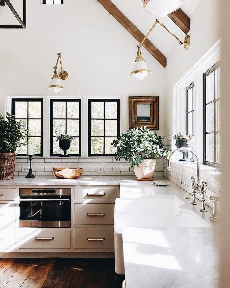 Оформление маленькой кухни: идеи по созданию уютного интерьера (65 фото)