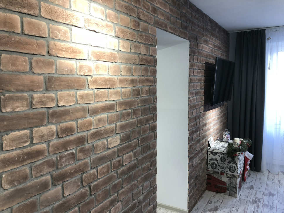 Декоративный камень в интерьере - 75 фото стильных идей оформления