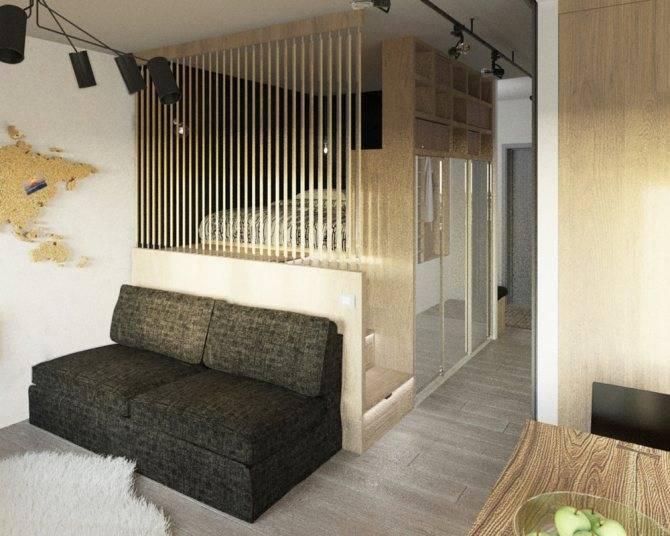 Как разделить спальню: 107 фото вариантов сделать пространство уютным и функциональным