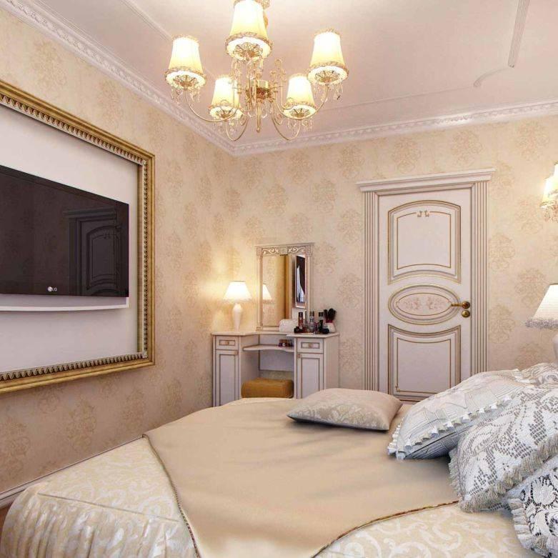 Дизайн малогабаритной спальни 8 кв м: 20 реальных дизайн фото