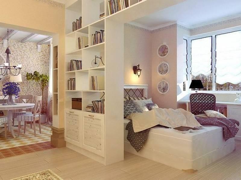 Как разделить спальню: 107 фото лучших способов дизайнерского зонирования