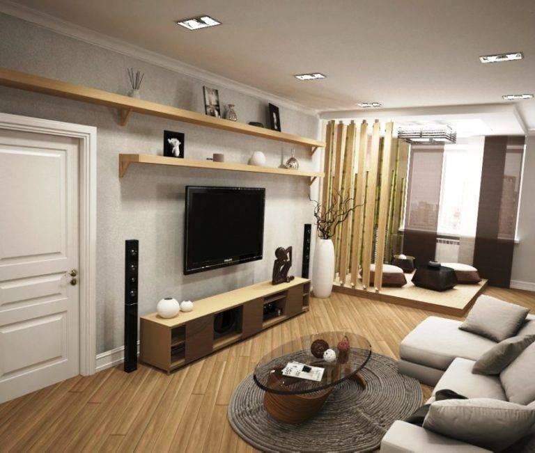 Обустройство рабочего места в гостиной: выбор места, зонирование и освещение