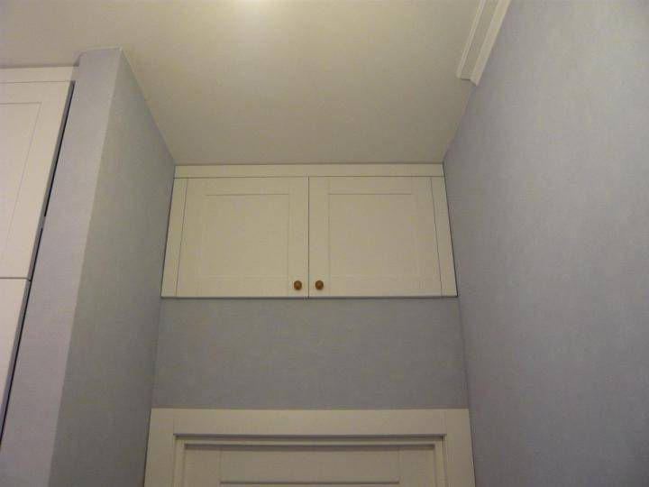 Как сделать антресоль в коридоре своими руками: инструкция сборки