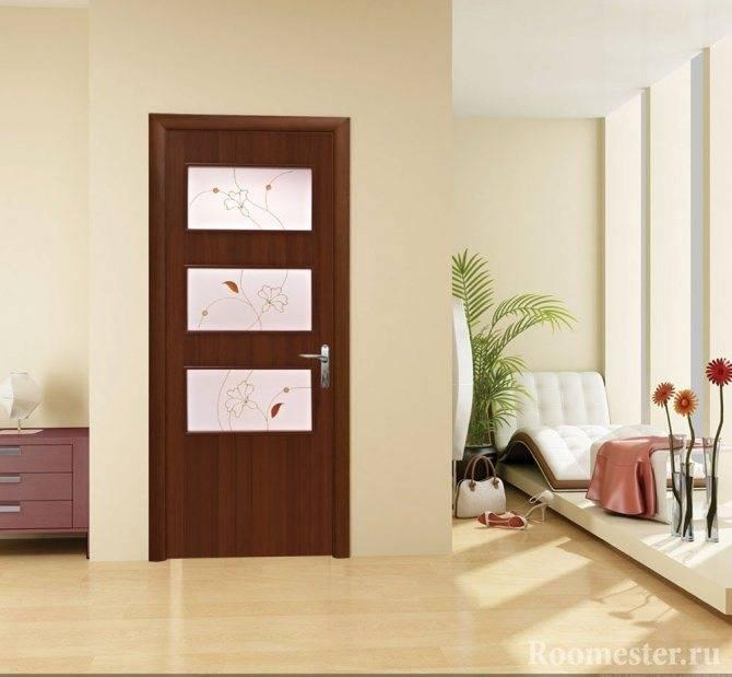 Как выбрать цвет пола и дверей в интерьере — сочетания +75 фото