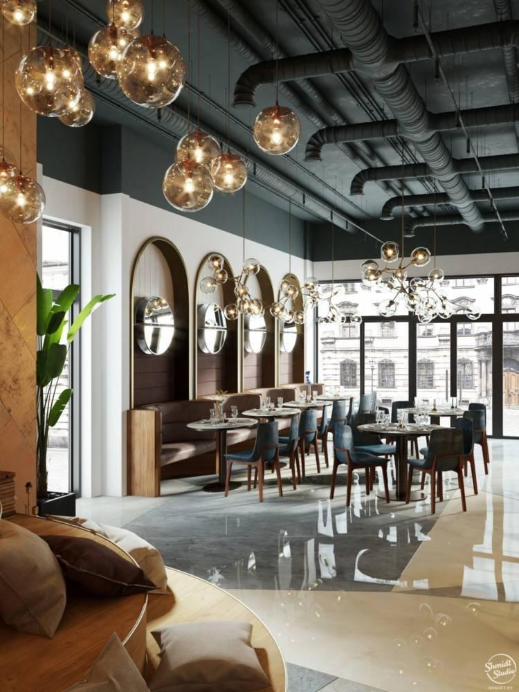 Дизайн кафе — 80 фото успешных вариантов дизайнерского интерьера последних лет