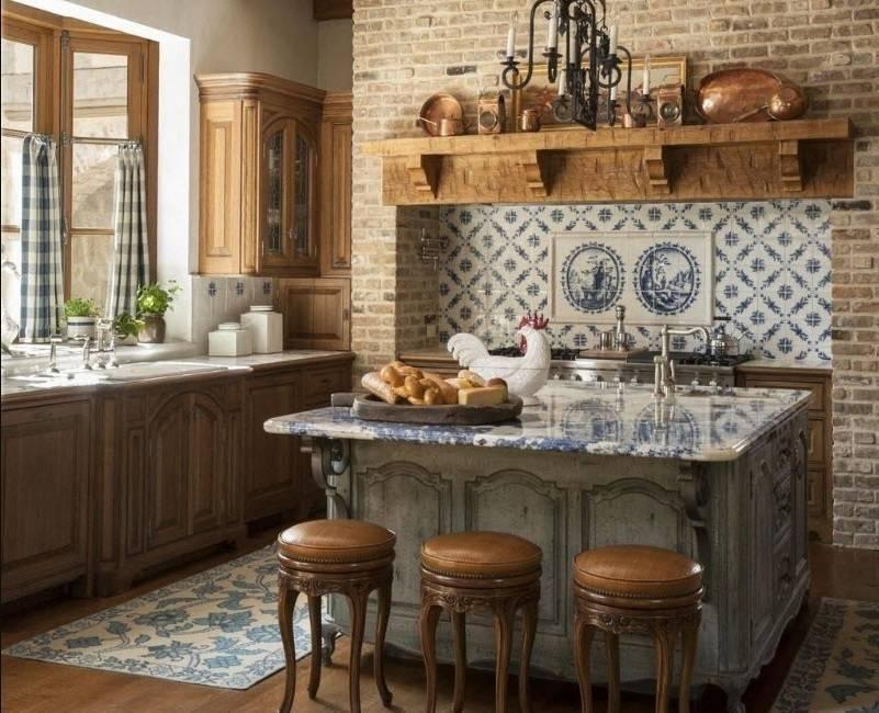 Дизайн кухни в стиле кантри — современный дух в современном интерьере. как оформить кухню в стиле кантри — выбираем мебель, отделку и декор