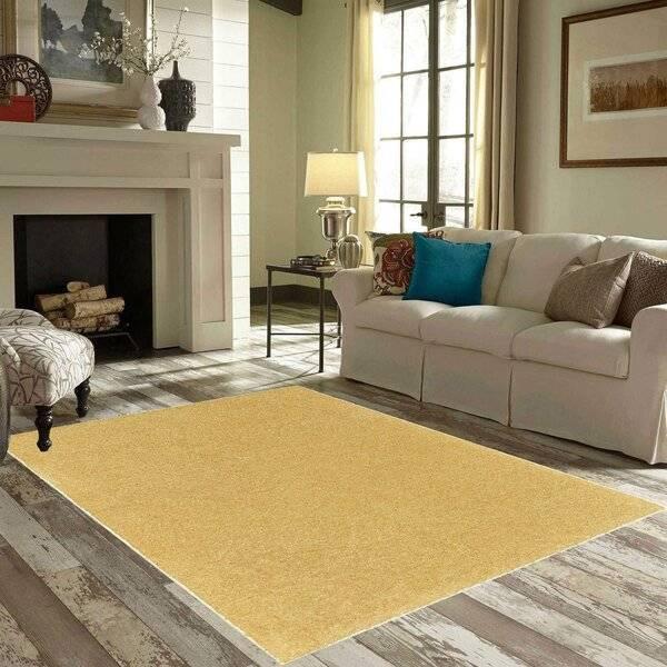 Ковры в современном интерьере. модные ковры, фото, материалы