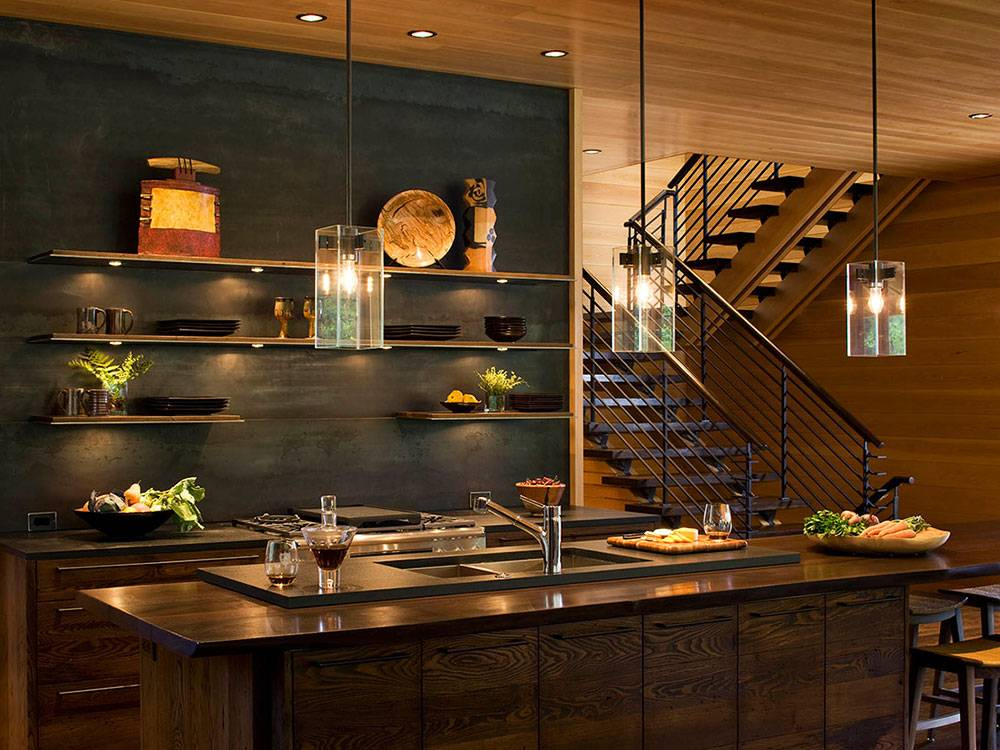 Тенденции в современном дизайне кухни