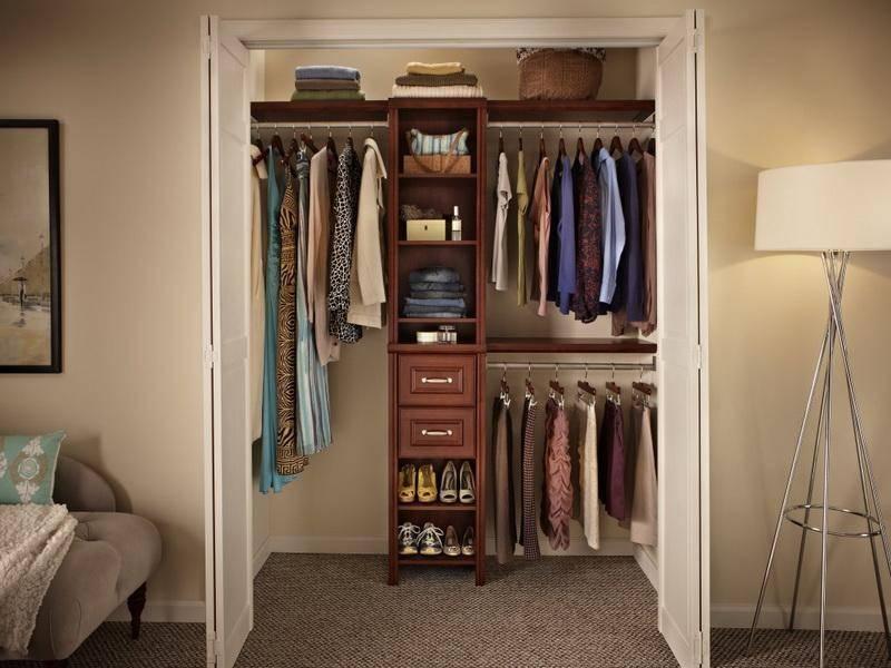 Кладовка в квартире (70 фото): дизайн интерьера, идеи для ремонта