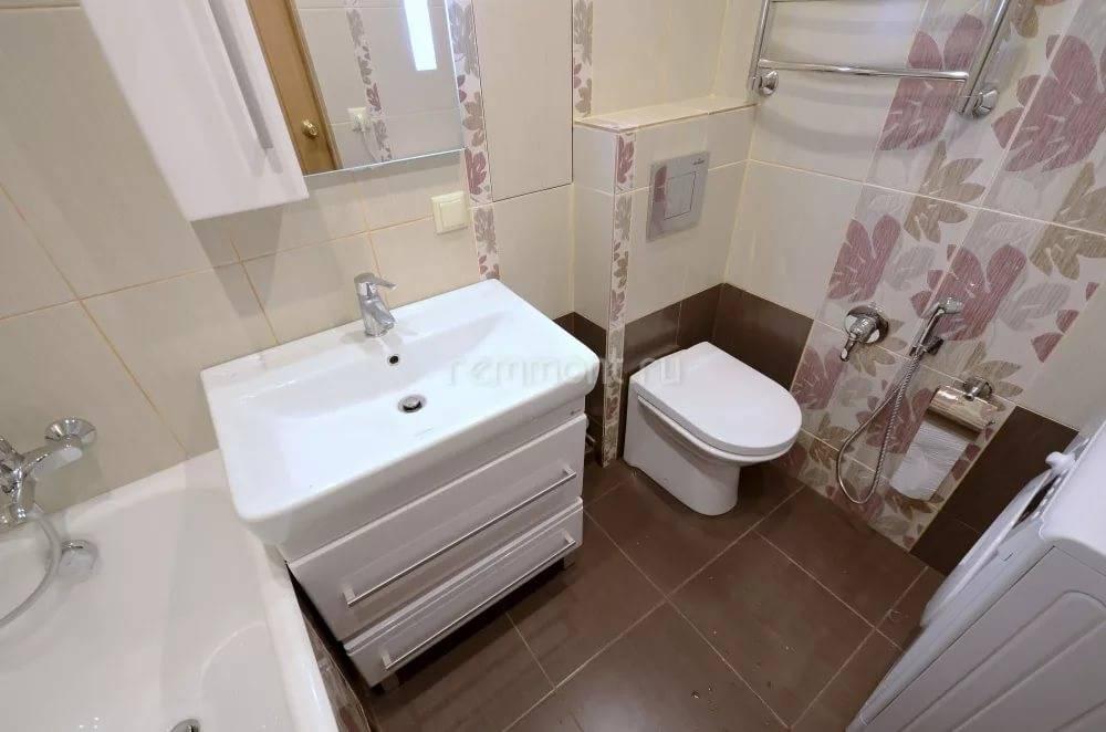 Ванная комната в хрущевке: дизайн и фото ремонта санузла, совмещенный с раковиной и душевой кабиной как обустраивается ванная комната в хрущевке: 5 нюансов – дизайн интерьера и ремонт квартиры своими руками