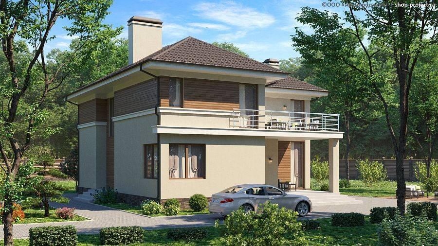 Дом с террасой: проекты одноэтажных дач с гаражом, план двухэтажного частного дома с тремя спальнями и балконом, кухня с выходом на террасу