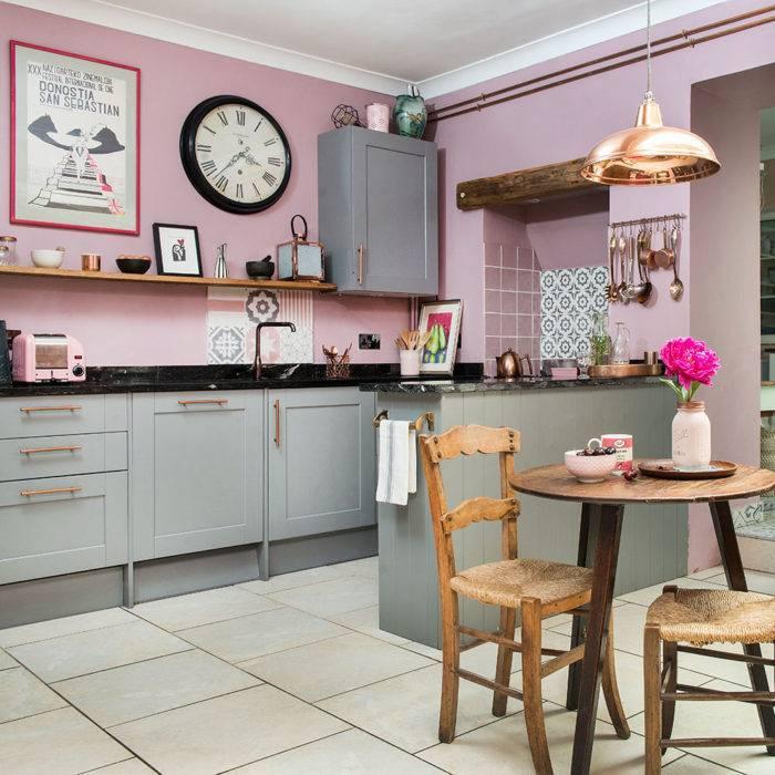 Как вписать синий цвет в интерьер кухни – 5 советов и 60 фото