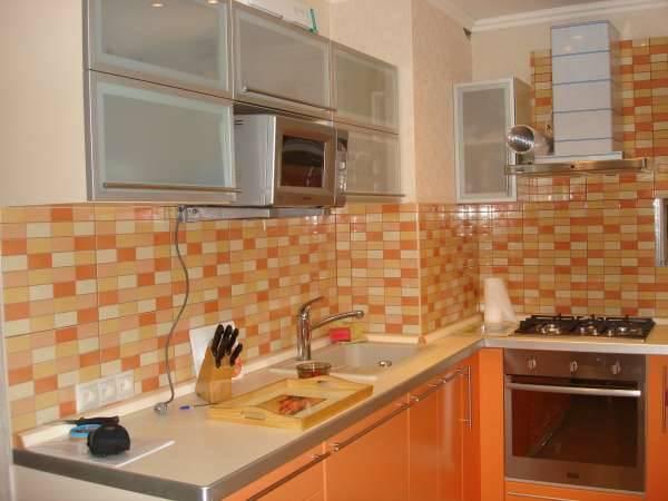 Кухня в хрущевке: дизайн интерьера (90 реальных фото), ремонт, идеи планировки на 5-7 кв