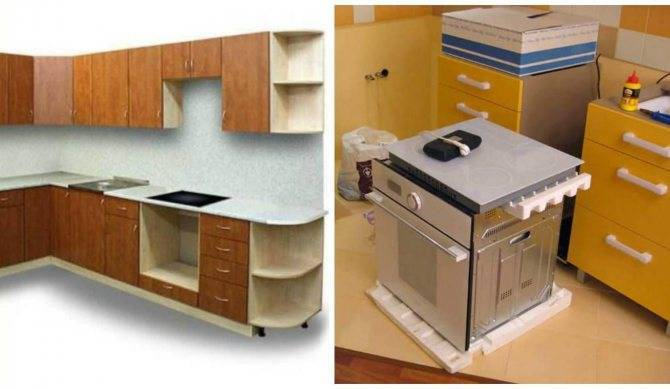 Кухня своими руками: пошаговая инструкция по изготовлению мебели, чертежи кухонного гарнитура