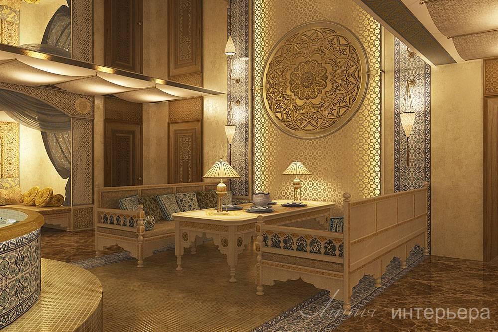 Арабский стиль в интерьере - изысканные идеи восточного дизайна
