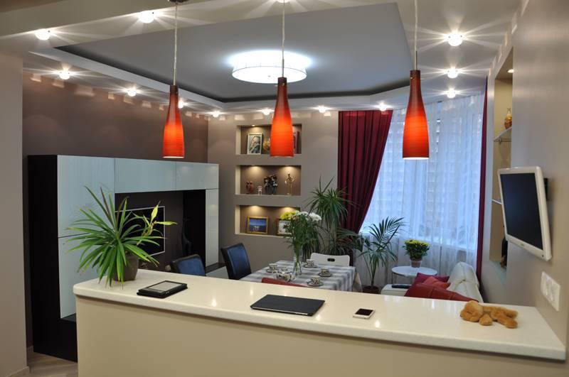 Кухня-гостиная 20 кв м: идеи дизайна и планировки (75 реальных фото)