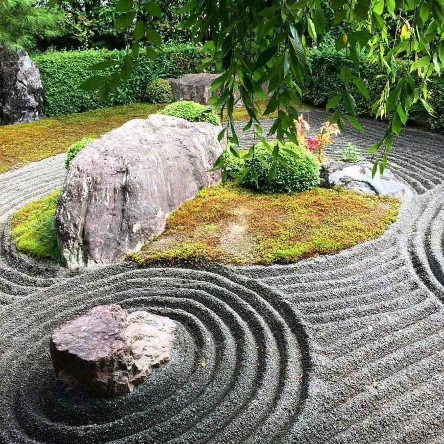 Сад камней на даче, 54 фото. как сделать рокарий своими руками