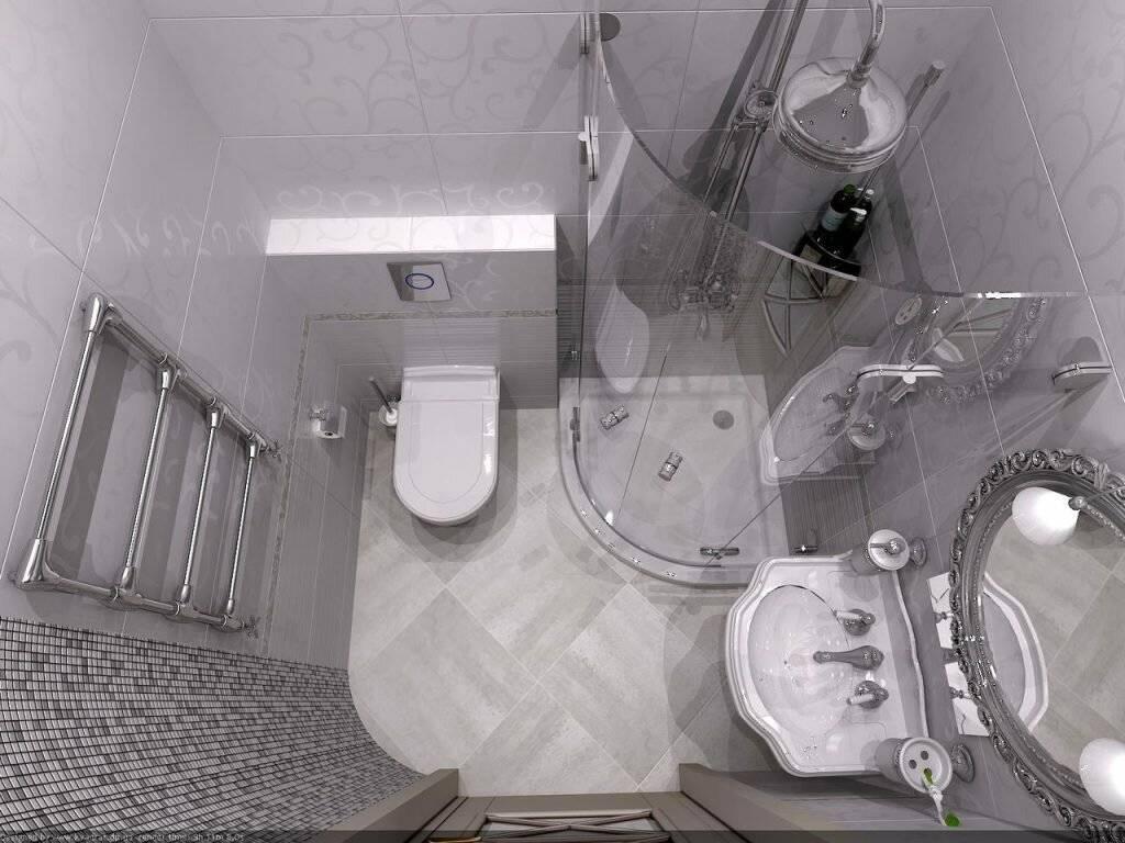 Дизайн маленького совмещенного санузла - 25 фото с идеями для ванной