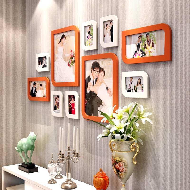 Фото на стене: идеи для интерьера простые и впечатляющие как оформить стену своими рукамидекор и дизайн интерьера