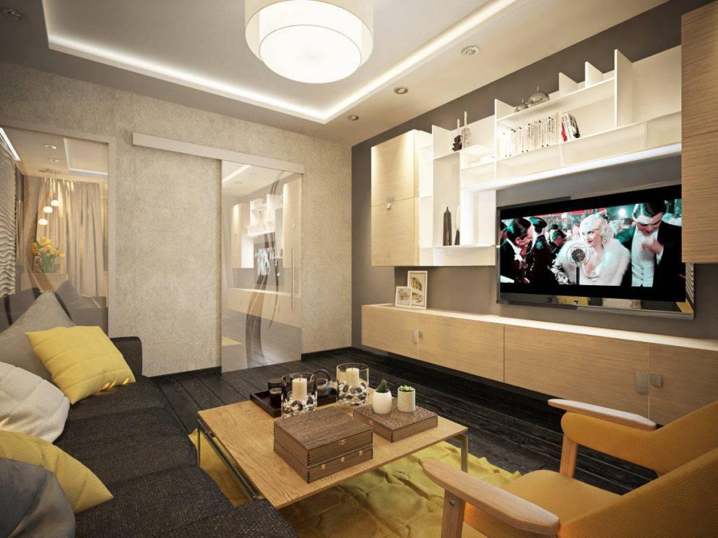 Дизайн евротрехкомнатной квартиры (35 фото): проект интерьера евротрешки площадью 55 и 65, 70 кв. м и больше