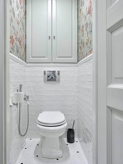 Как выбрать удобный и вместительный шкафчик в туалет