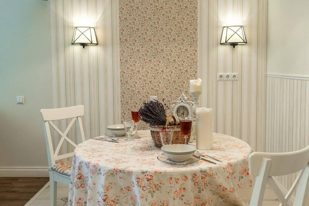 Фотообои в интерьере кухни: какие бывают, фото примеры, советы по выбору
