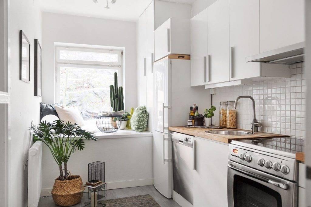 Дизайн кухни в хрущевке: 10 правил и 121 реальное фото