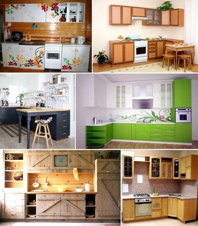 Кухонная мебель своими руками, необходимые материалы и инструменты