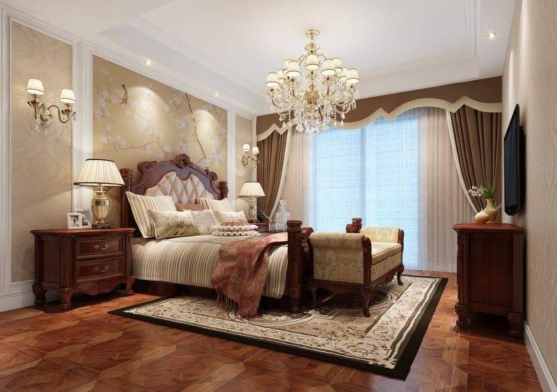 Спальня в классическом стиле (106 фото): классический дизайн спальни, интерьер в квартире среднего класса