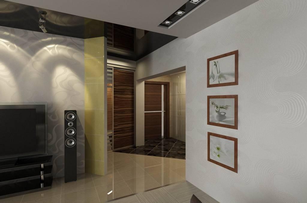 Прихожая-гостиная: фото, идеи дизайна. создаем гостиную-прихожую. что такое гостиная-прихожая? как данную задумку реализовать?информационный строительный сайт  