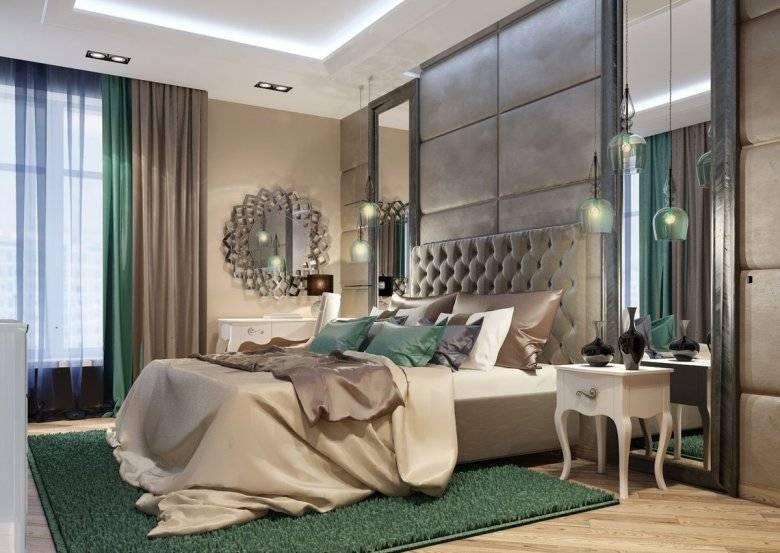 Спальня в стиле модерн - 150 фото красивого и современного дизайна спальни