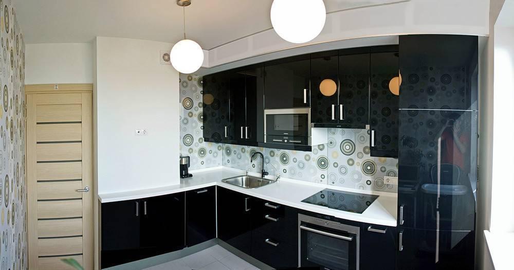 Кухни п-44: дизайн и планировка помещения