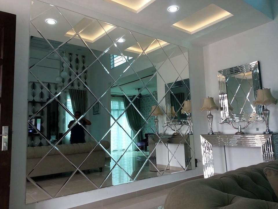 Зеркальная плитка в интерьере квартиры - фото и описание. подойдет ли зеркальная плитка?